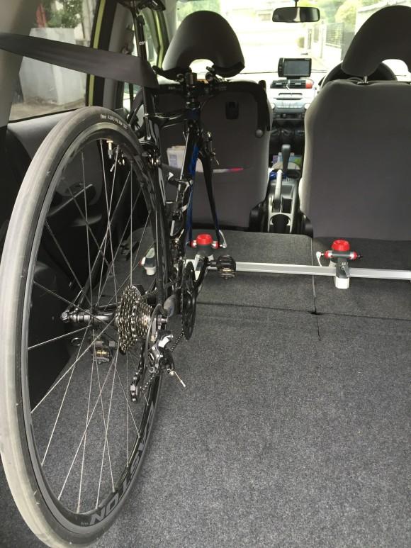 輪行~自転車、ロードバイクを運ぶおすすめ方法~